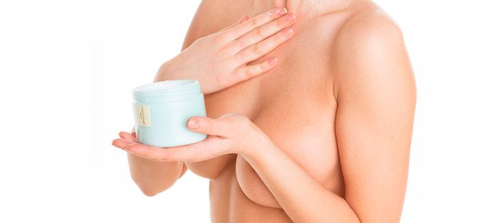 крем для зоны груди