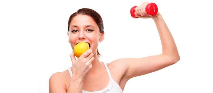 тренировка и питание