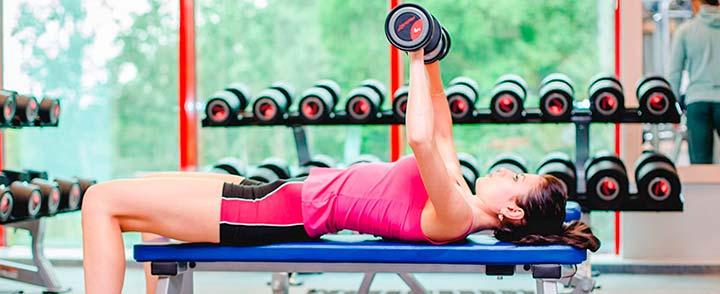 накачать мышцы груди