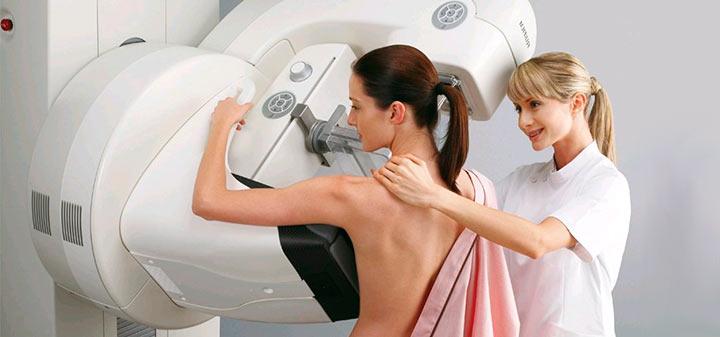 маммография при раке