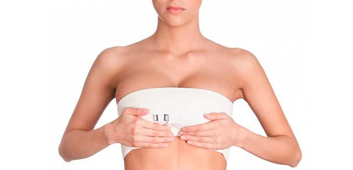 бандаж на груди