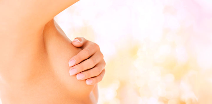 уход за кожей груди