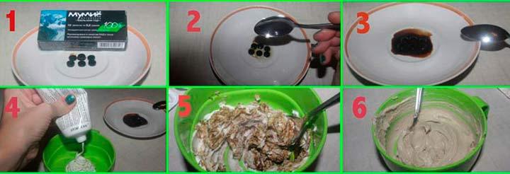 детский крем с мумие