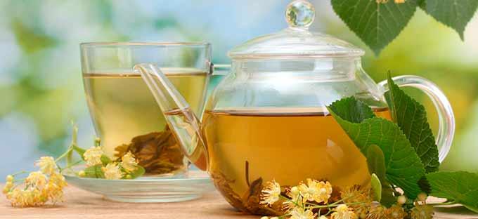 чай на основе лечебных трав