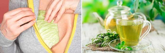 народные способы лечения масталгии