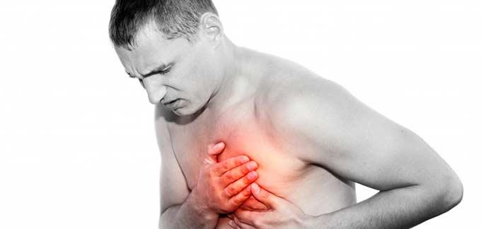 Болезненность груди у мужчины