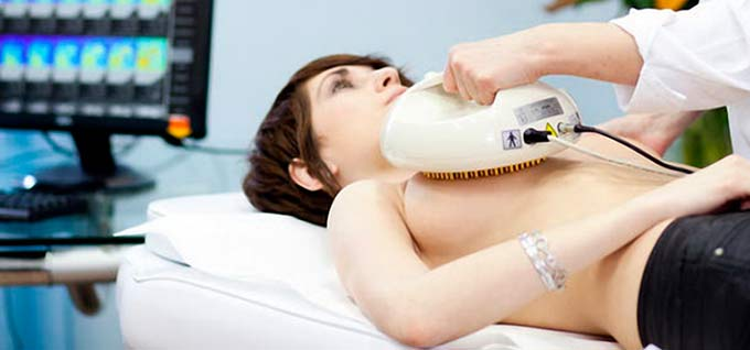 Электроимпедансная маммография