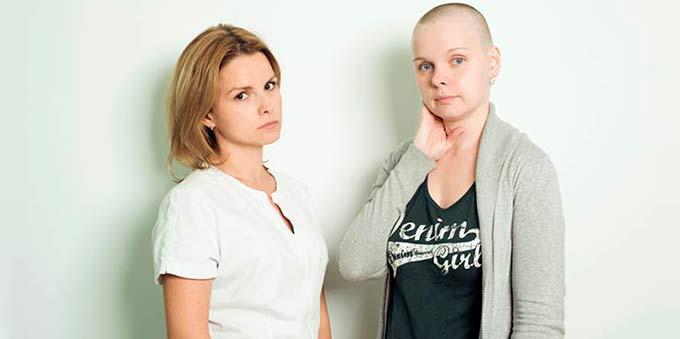 Облысение после химиотерапии