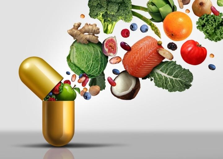 Витамины в капсуле